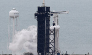 Weather Is Less Than Ideal for Next SpaceX Launch
