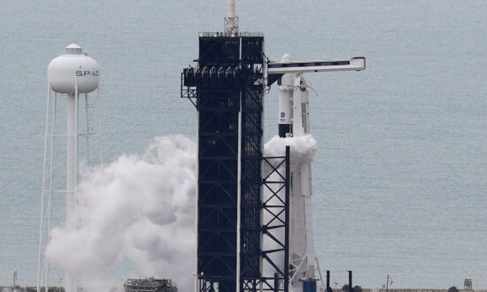NASA Scrubs SpaceX Launch Due to Weather