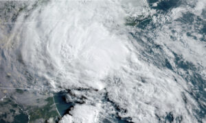 Tropical Storm Bertha Forms, Hits South Carolina Coast