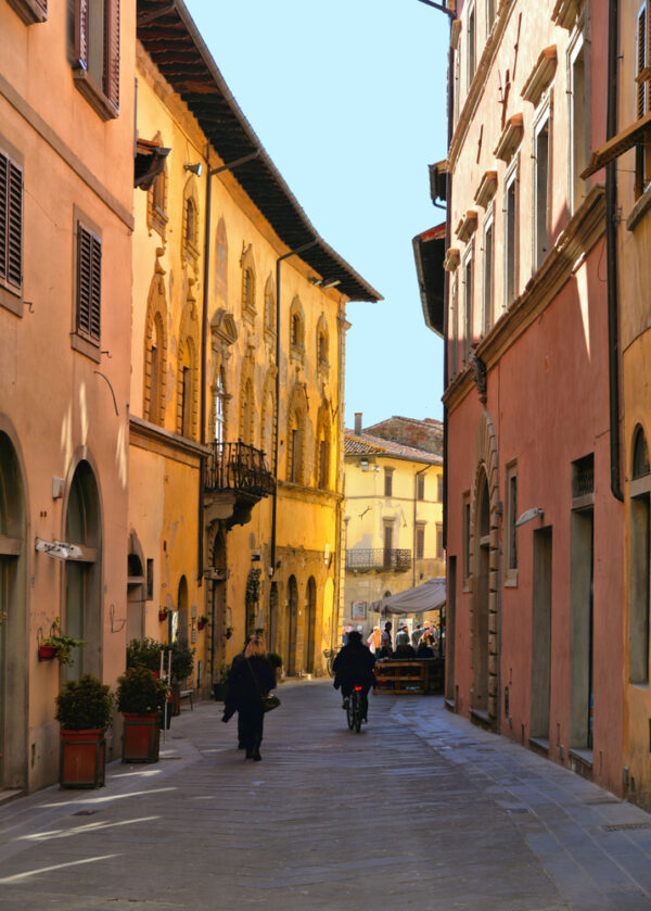 sansepolcro street