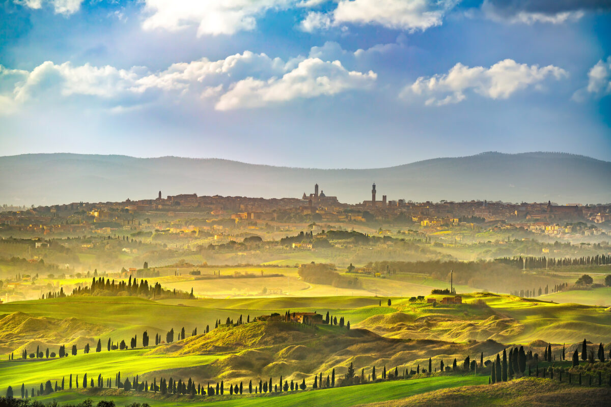 Tuscany: 28 People, 4 Generations, Ages 1 to...