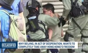 The Real Reason Behind China's Desperate New Hong Kong Law