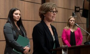 Opposition Parties Call on Liberals to Restore Human Trafficking Victims Fund
