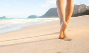 Can Walking Barefoot Heal Your Heart?