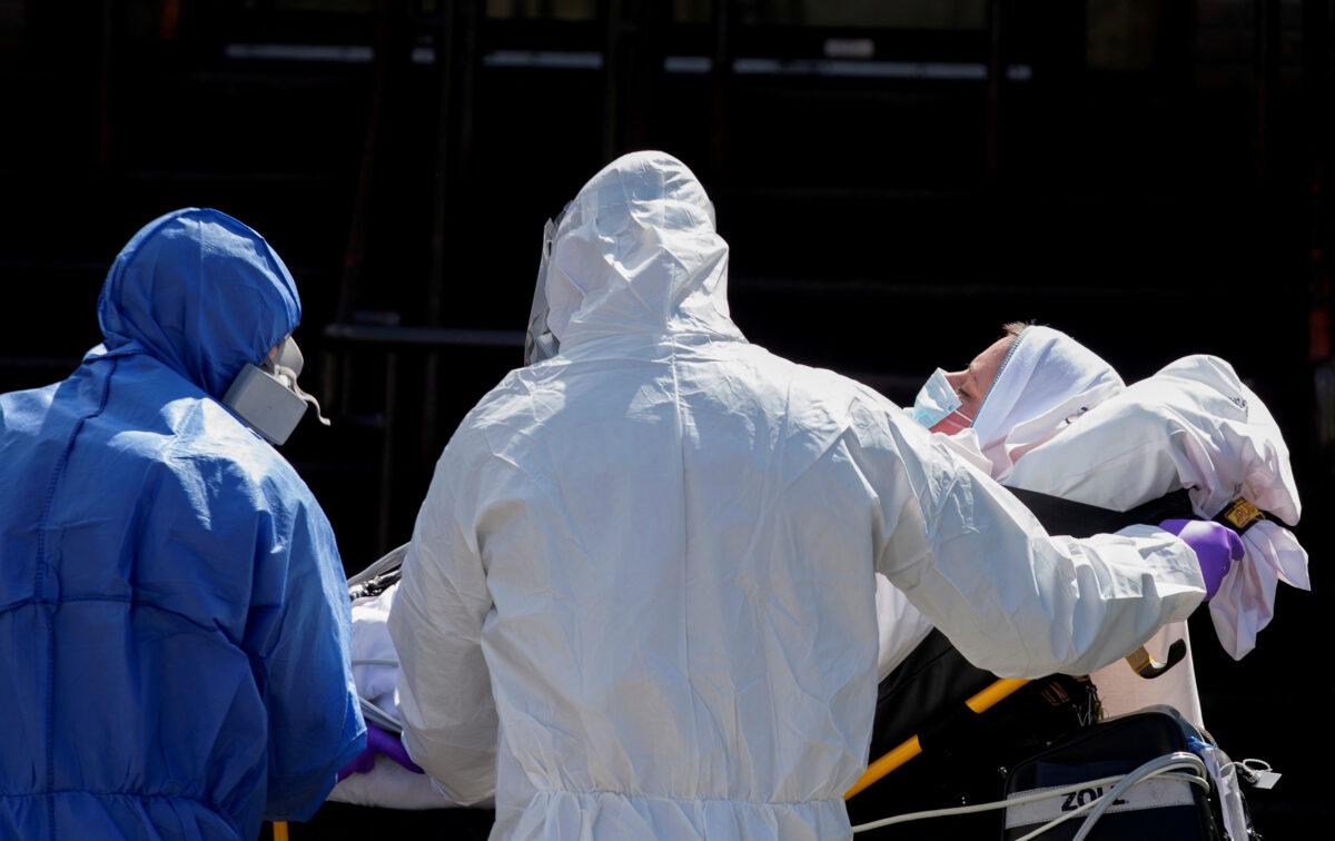 In Canada`s COVID-19 Capital, Bone-Weary Nurses Plead for...