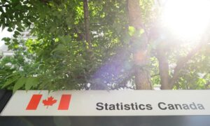 Canada's GDP Plunges 8.2% in First Quarter