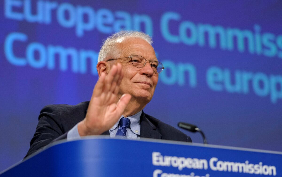 EU Seeks Tougher China Policy, Concerned by Hong...