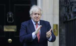 In Lockdown Easing, UK's Johnson Says Groups of 6 Can Meet