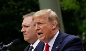 Trump Targets Academic Espionage, US-Listed Chinese Companies, in Toughening Stance Toward Beijing