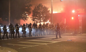 Federal, State Authorities Concern Outside Groups Inciting Violence Amid Minneapolis Protests