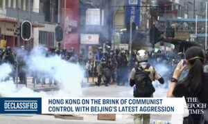 Is Hong Kong on the Brink of Communist Control?