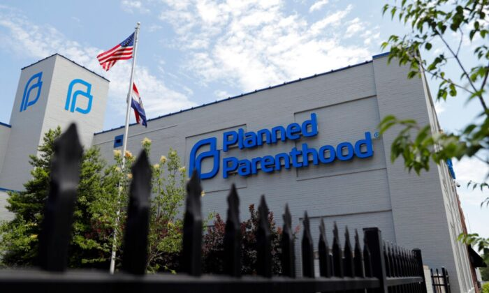 Planned Parenthood clinic is seen in St. Louis, Mo., on June 4, 2019. (Jeff Roberson/AP Photo)