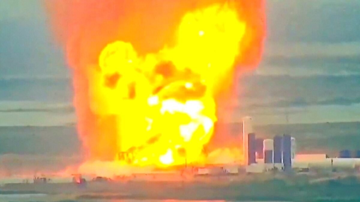 spacex explosion - photo #2