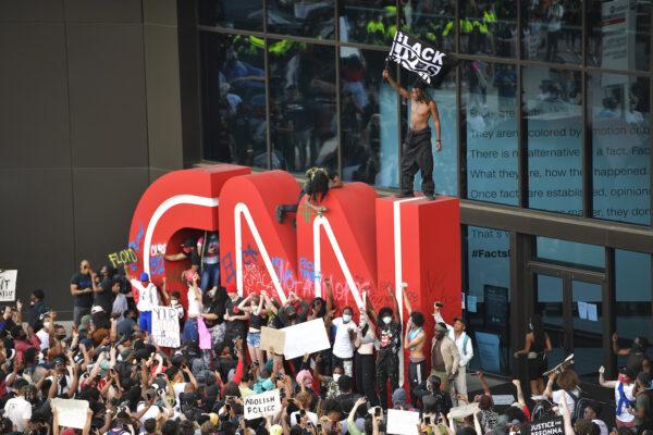 atlanta georgia CNN george floyd protests
