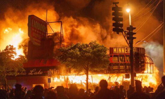 Mandatory Curfew for Minneapolis, St. Paul After Days of Destruction Following George Floyd Death