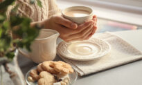 Finding Comfort in a Cuppa