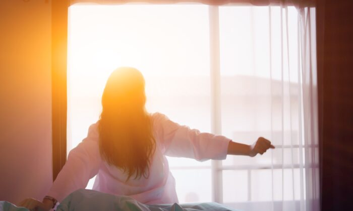 Get up early to take advantage of the cooler morning hours and align yourself with the rising sun. (Korawat photo shoot/Shutterstock)