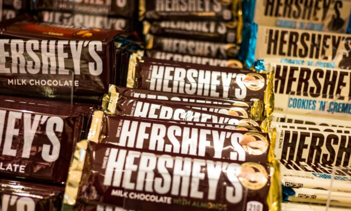 Hershey Chocolate is now one of the largest and most successful chocolate manufacturers in the world. (Thanida Siritan/Shutterstock)