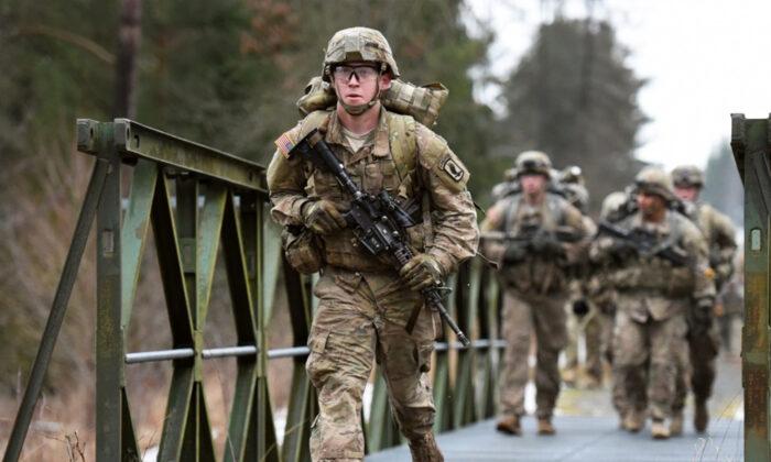 (Visual Information Specialist Gertrud Zach/U.S. Army)