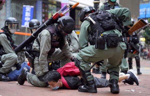 AP Explains Hong Kong Security Law