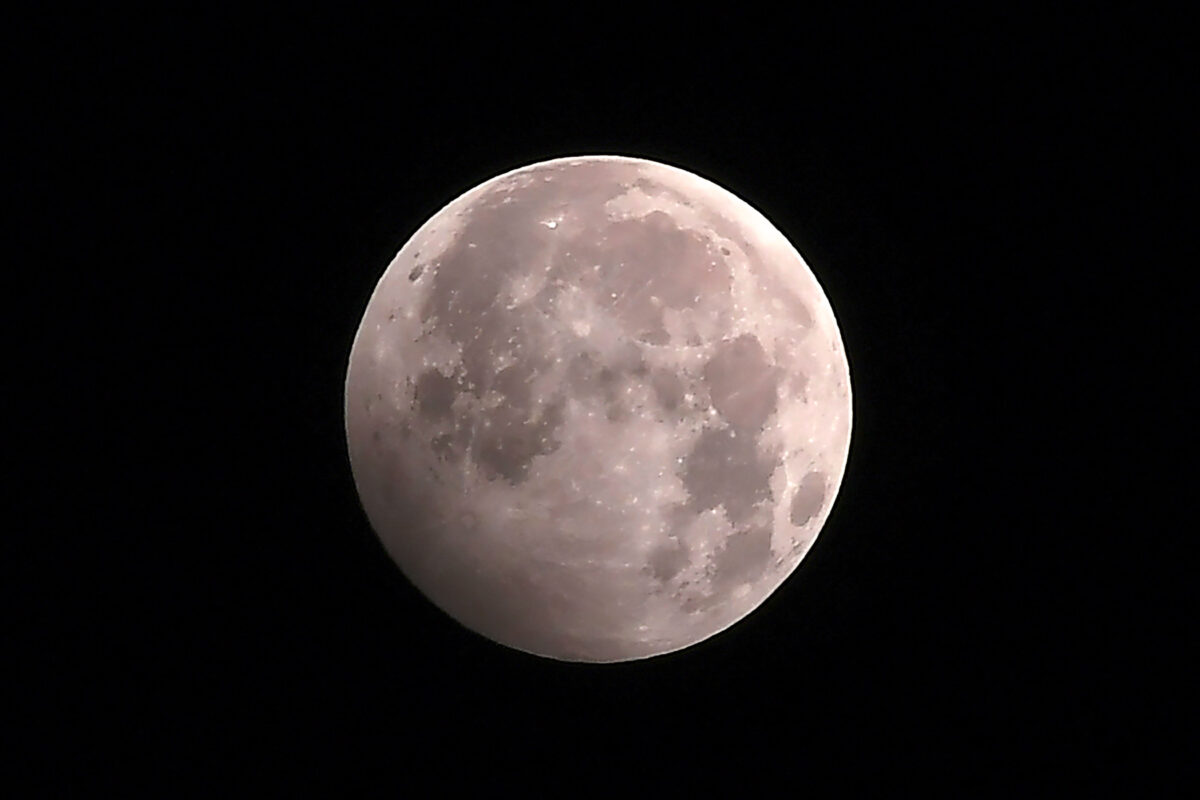 How To See The Full 'Strawberry' Moon On June 5