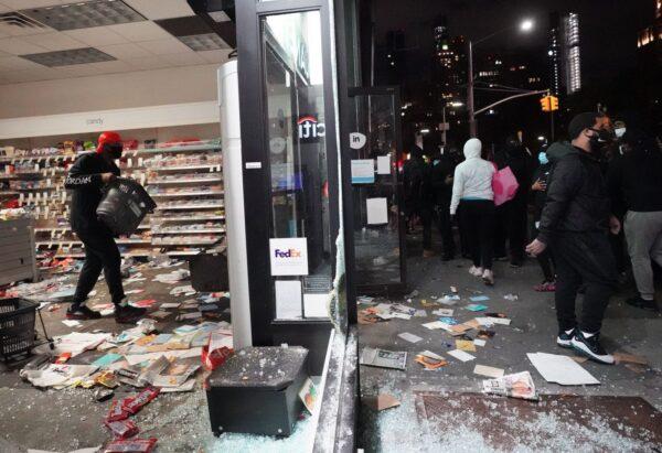 New York looting