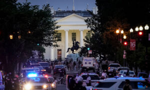 White House to Establish 'Central Command Center' to Coordinate State Response to Riots