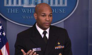 US Surgeon General Says Wearing Masks Promotes Freedom