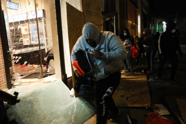 new york looters