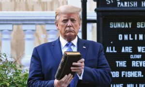 No Tear Gas Used Ahead of Trump's Church Visit: Police