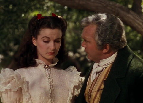 Gerald O'Hara from Gone with the Wind