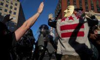 Rioters Deface Memorial Honoring Those Killed by Communist Regimes