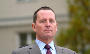 National Security Advisor Thanks Richard Grenell For 'Distinguished Service' After He Steps Down