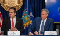 Cuomo Apologizes to NYPD After Sharp Criticism, Chief Says