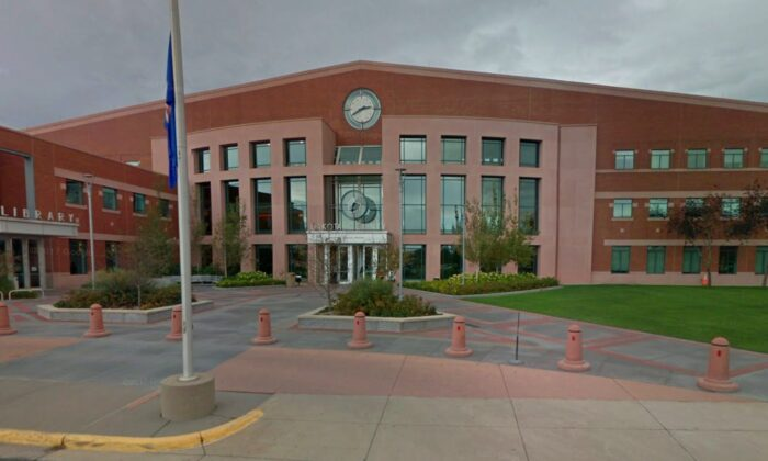 Dakota County Service Center. (Google Maps)