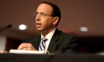 Rosenstein Would No Longer Sign Application to Spy on Trump Associate After Reading DOJ Report