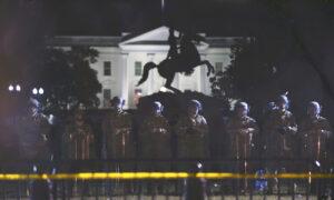 Senate Panel Seeks to Ban Use of Military Force Against Peaceful Protestors