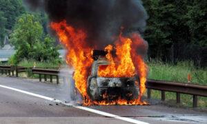 Man Saves Crash Victim From a Burning Car at Interstate Highway: 'I've Gotta Drag You'