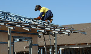 Construction Begins in SA Housing Stimulus