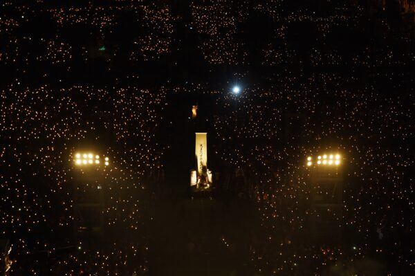 HONG KONG-CHINA-DEMOCRACY-TIANANMEN-VIGIL