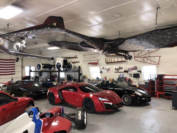 Genius Garage