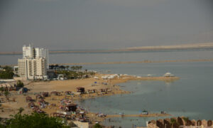 A Visit to the Dead Sea in Israel