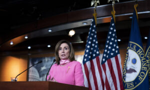 Pelosi Denounces China's 'Record of Repression' on Tiananmen Anniversary