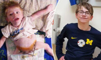 Boy Born With Organs Outside His Body Wasn't Supposed to Survive, Celebrates High School Grad