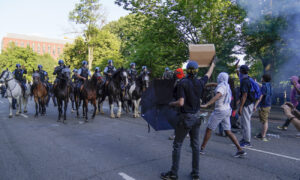 Black Lives Matter Sues Trump Administration Over Law Enforcement Measures Near White House