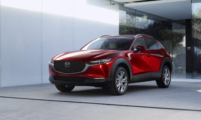 2020 Mazda CX-30. (Courtesy of Mazda)
