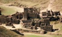 Sunken 13th-Century Medieval Village Submerged in Italian Lake Will Reemerge in 2021