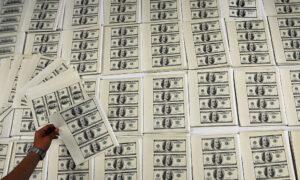 US Customs Seizes Counterfeit Money Originating From China