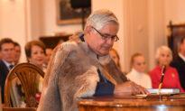 Minister for Indigenous Australians Defends Blocking Aboriginal Flag in the Senate