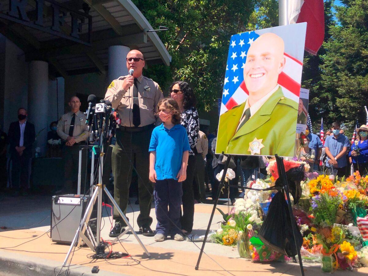 Santa Cruz Sheriff Jim Hart